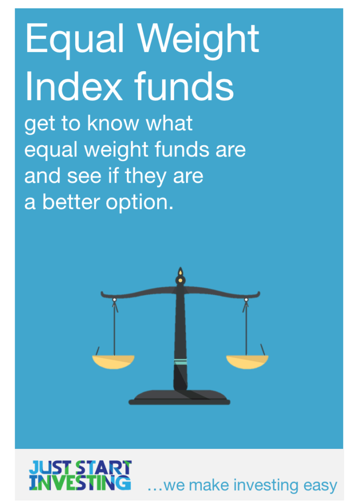 Equal Weight Index Funds - Pinterest