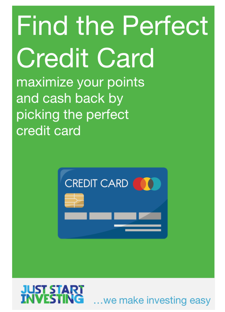 Find the Perfect Credit Card - Credit Card Tool