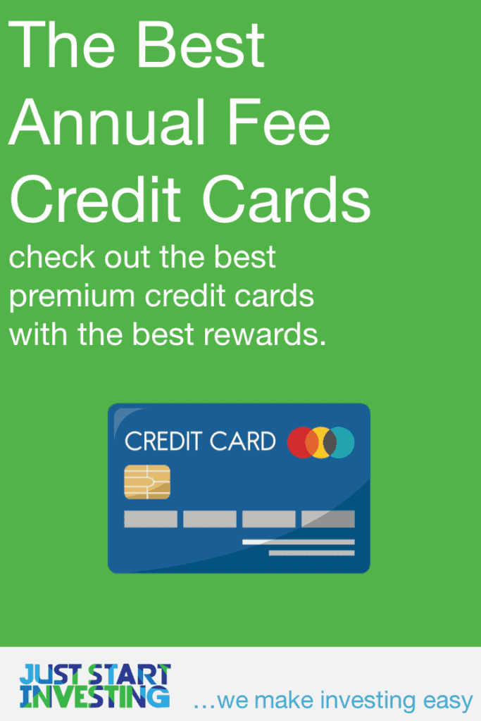 Best Annual Fee Credit Cards - Pinterest
