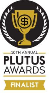10 Annual Plutus Awards Finalist