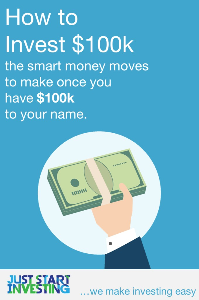 How to Investing $100k - Pinterest