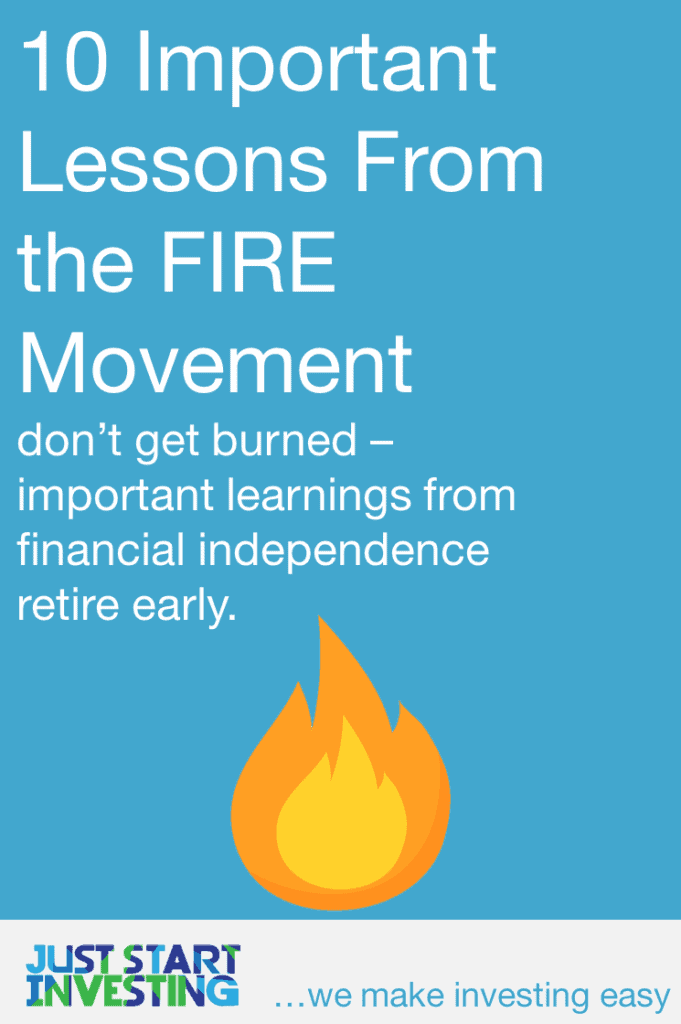 Financial Independence Retire Early - Pinterest