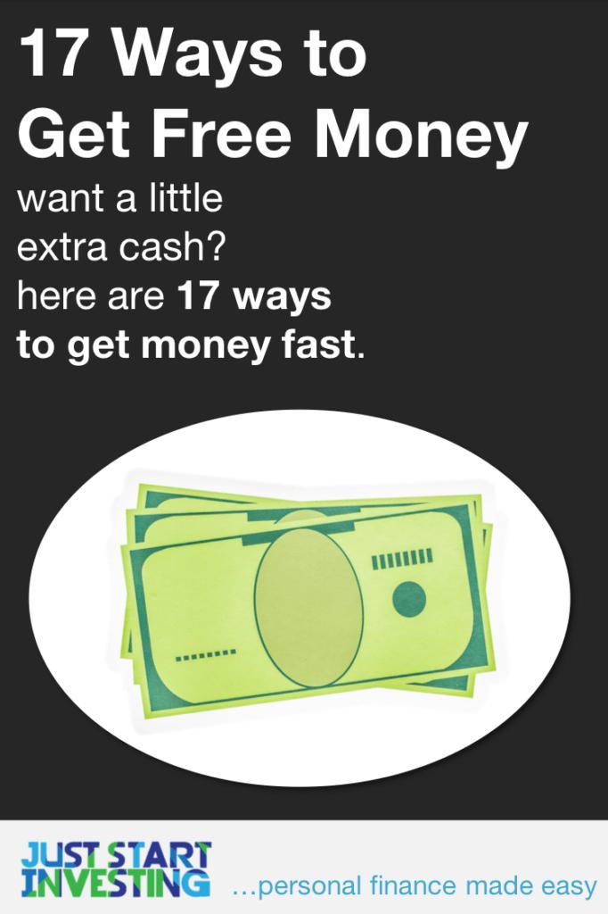 Free Money - Pinterest