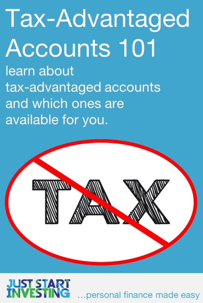 Tax-Advantaged Accounts - Pinterest