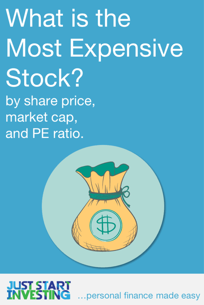 Most Expensive Stock - Pinterest