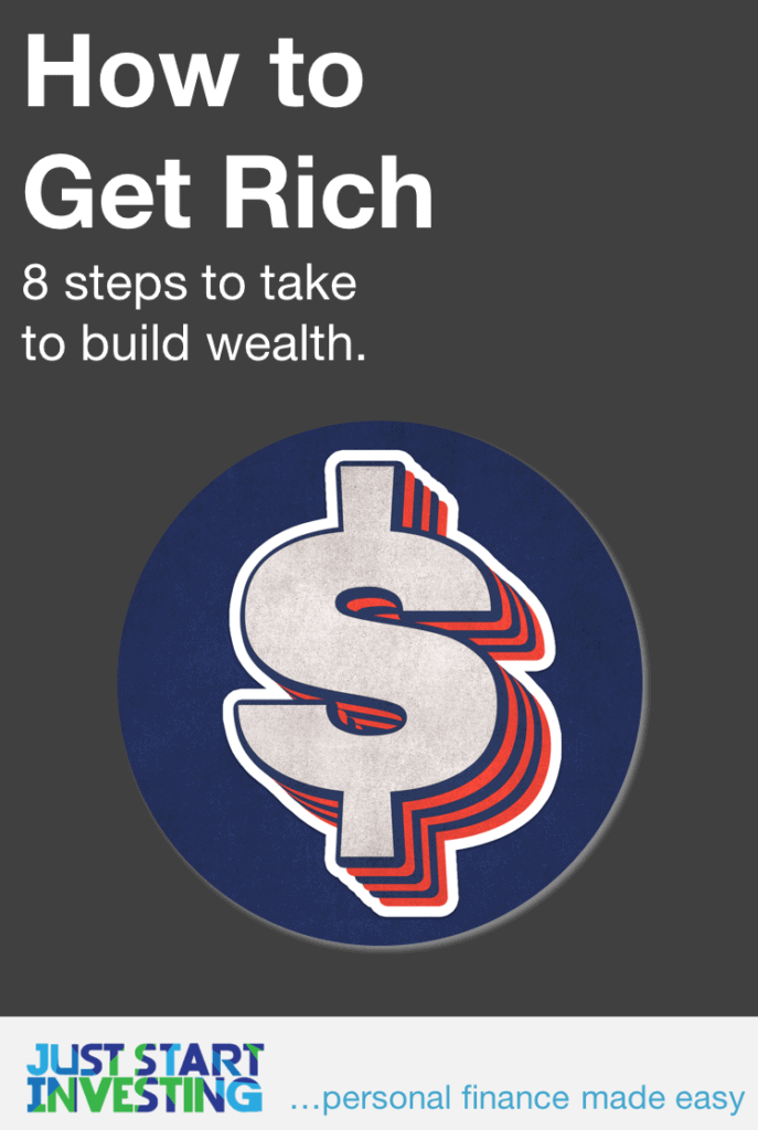How to Get Rich - Pinterest