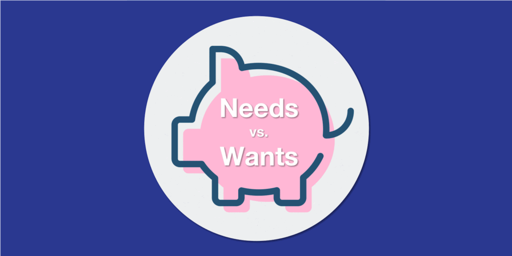 Needs vs Wants - Feature